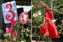 Little Red Riding Hood Party / Fiesta de Caperucita Roja