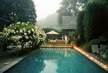 Pools & Gardens