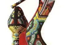 Украсить обувь