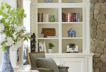Home - Bookcases / by Julie Pederson