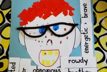 Reading- Character Traits / by Jessica Wood