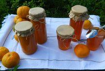 marmelády, zavařování