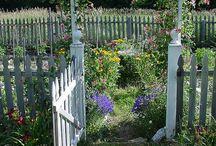 jardin barriere