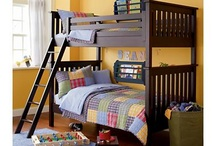 Bunk Beds for Lil E / by Rebecca Saldana