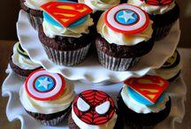 Blake's 7th Super Hero Birthday Party