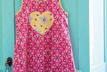 Dress patterns / Little girl dresses