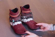 DIY Boho Boots / by Madelyn Ramsey