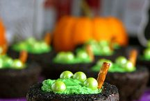 Spooky Ideas! / Halloween Treats that are easy to make gluten and dairy free. AND, all are kid friendly! :)
