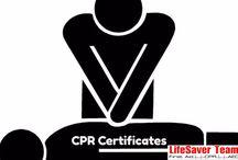 CPR Certificates / CPR Certificates @www.lifesaverteamcpr.com