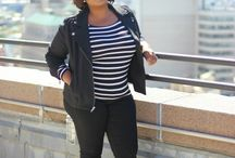 FALL FASHION / When the season calls for: Cozy sweaters, sleeveless vests, moto jackets, boots...