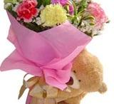 #Flowers and #Teddies
