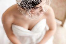 ウエディングヘッドドレス / リボン