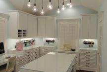 Home sweet home: Office/Craft Room / by Jamie Lewis