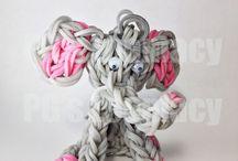 loom figurák