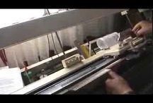 tricô à maquina