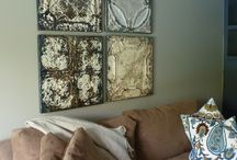 Decorating tiles