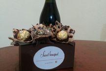 Sweet Bouquet / Detalles y arreglos para regalar o decorar