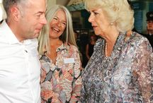 A Stitch at a Time, Kosovo / Simon our Sales Director meeting HRH The Duchess of Cornwall earlier this week. It was fantastic to hear that HRH is a huge fan of Ian Mankin fabrics and that they feature in her royal home. Thank you A Stich at a Time, Kosovo for inviting us to this event, it is a pleasure to support such a great cause!
