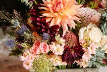 Rustik Düğün Çiçekleri