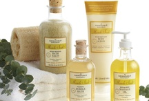 Muscle Soak / Fresh, cooling and invigorating to help soothe sore muscles