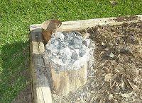 Exterior Stump