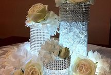 Wedding table decors