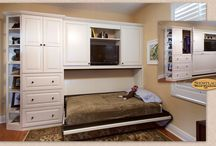 Murphy Wall-Beds - Showplace Cabinets / Chesapeake Door Style