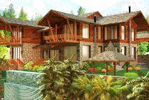 Residential / VILLAS IN KAUSOLI, Himachal, India