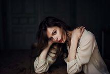 Portraits / by Tabitha Hillebrand
