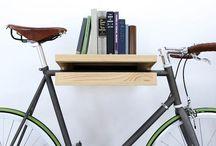 Bicycle frame Racks / Frame racks