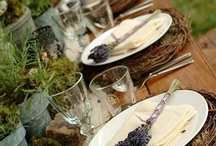 Outdoor Dinner Party / by Meg Fitzgerald