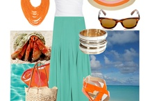 Island Style / Perfect outfits for the tropical weather