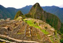 Peru / Lugares que passei pelo Peru.