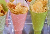 creazioni per patatine