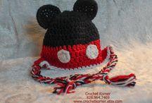 Crochet Korner Items