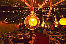 Market Lights | String Lights / Past wedding lighting events that have featured market lights | string lights.