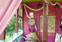 gypsy caravan / by Catherine Gilbert