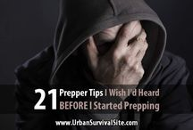 Prepping Tips and Tricks