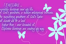 My Declarations