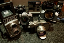 Cameras / Mostly pictures of cameras that I own.