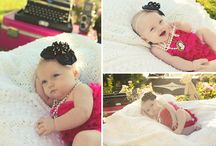 Baby Pic Ideas / by Tanielle Preble