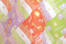 baby quilts / by Susie Siegler