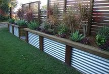 fence panels for back yard