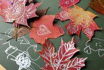 children - autumn activities