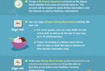 Disney Holiday Planning