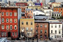 Brooklyn and New York