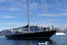 Royal Huisman 34m Sloop 'BILLY BUDD II' for sale