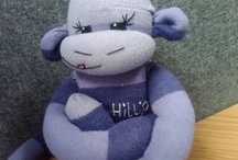HiLLjO Sock Monkeys / by HiLLjO