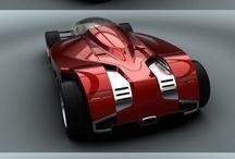 Vehicles - Cars - Prototypes