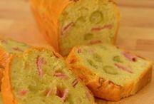 Cake,crêpe,galette salé